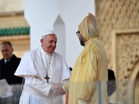 Marokko: Papst fordert Möglichkeiten für legale Migration – religion.ORF.at